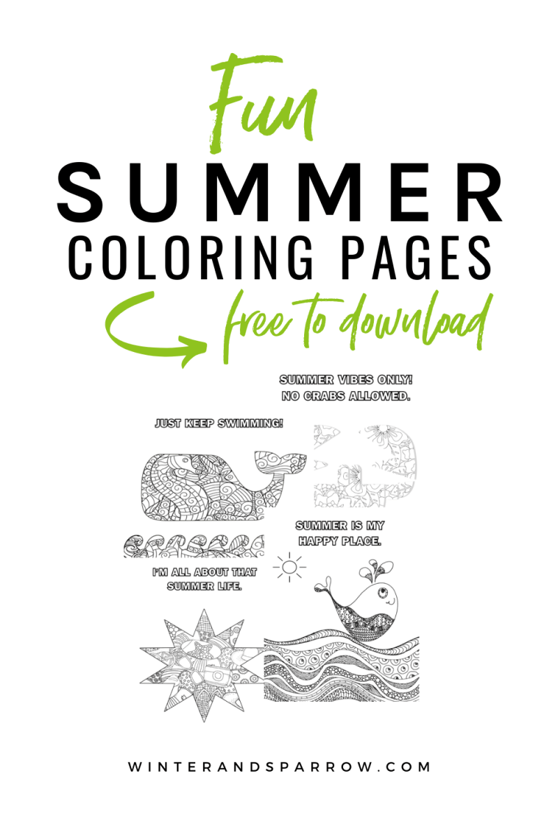 Pin on Printables: Coloring Pages