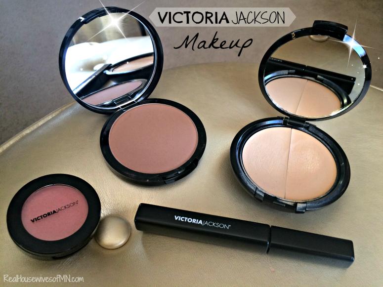 Victoria Jackson Cosmetics Makeup Essentials Victoria