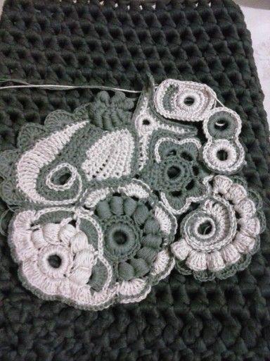 Freeform | tejido | Pinterest | Manualidades crochet, Crochet ...