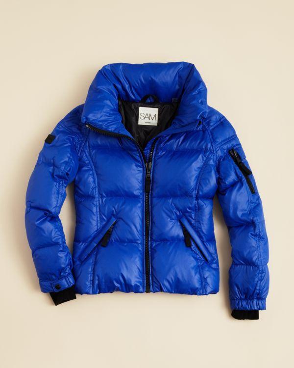 09b75f865 Sam. Girls  Freestyle Down Jacket - Sizes 8-14