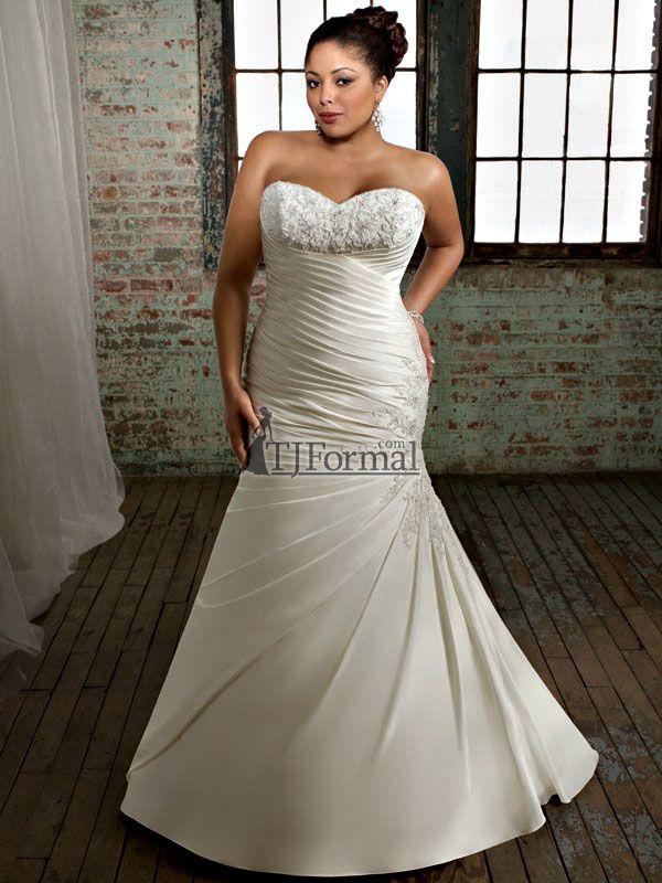 Mori Lee Julietta Plus Size Wedding Dress 3105 | Wedding Gowns ...