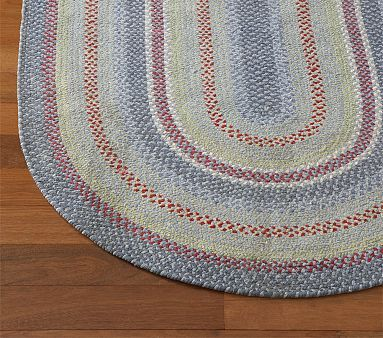 Want A Braided Rug For Under The Table In Pantry