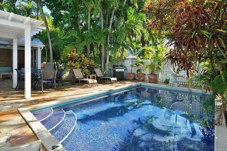 Key West Dreamin' vacation rental is a private historic