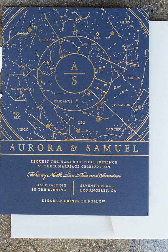 constellation invitations celestial invitation suite over the moon