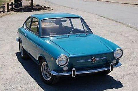1968 Fiat 850 Coupe For Sale Nose Fiat 850 Fiat Cars Fiat