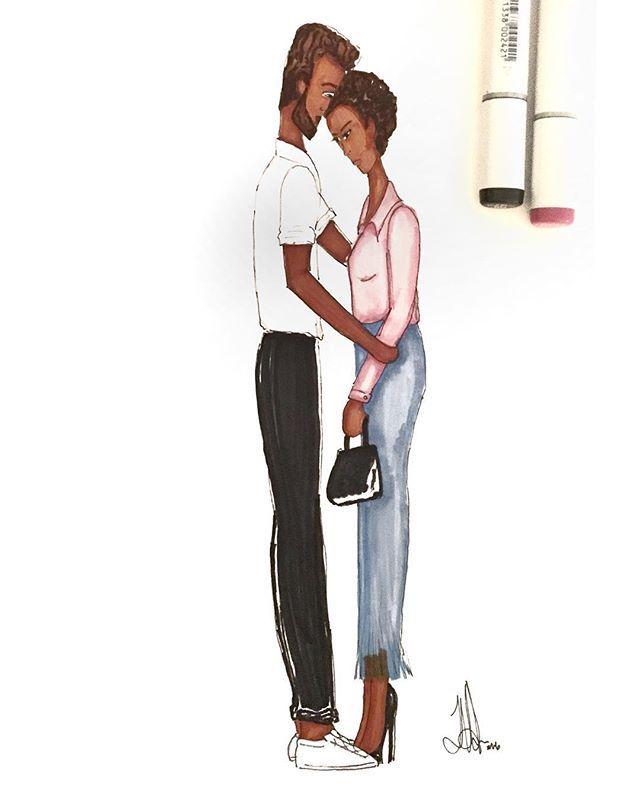 Relationship goals #illustration