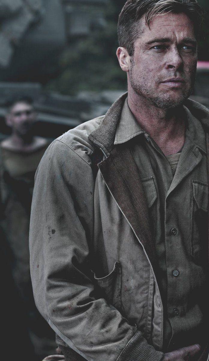 Brad Pitt Fury Brad Pitt Fury Brad Pitt Fury Movie