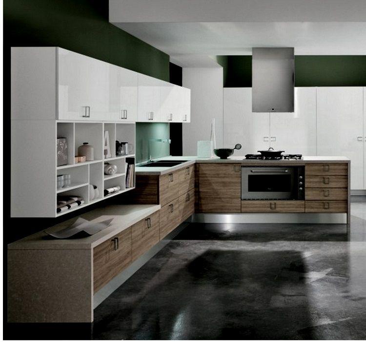Cucina moderna scontata del -50%! Scopri l\'offerta! http://www ...