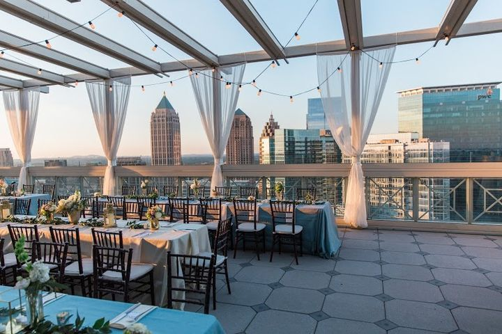 The Peachtree Club In 2019 I Do Atlanta Wedding