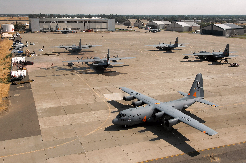 Lemoore air force base