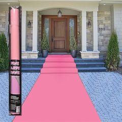 Pink Carpet Runner From Windy City Novelties 7 50 24 X15 Pink Carpet Red Carpet Runner Floor Runners