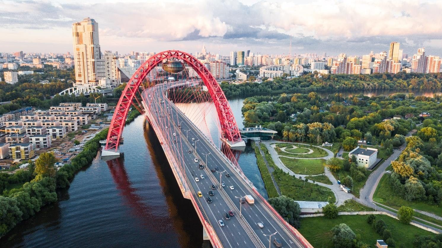 موسكو روسيا In 2020 Golden Gate Bridge Golden Gate Travel