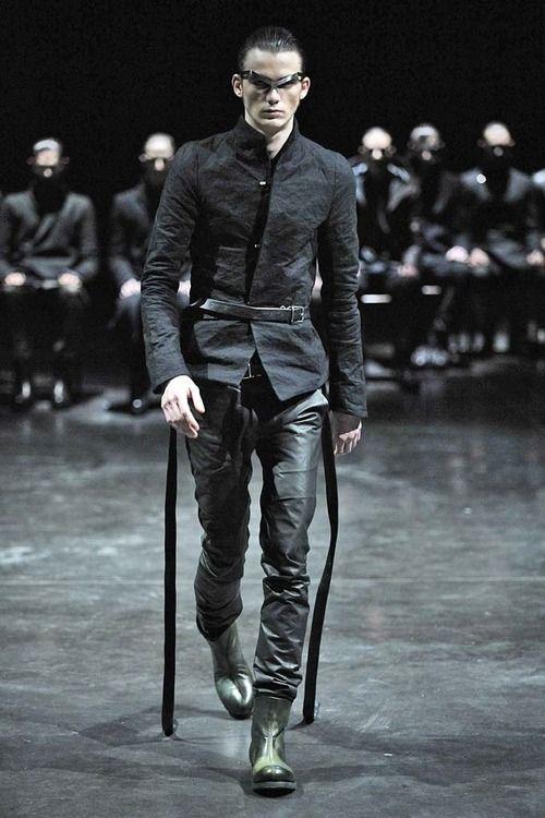 The New Dark Wave (21st Century) Designer: Yohan Serfaty