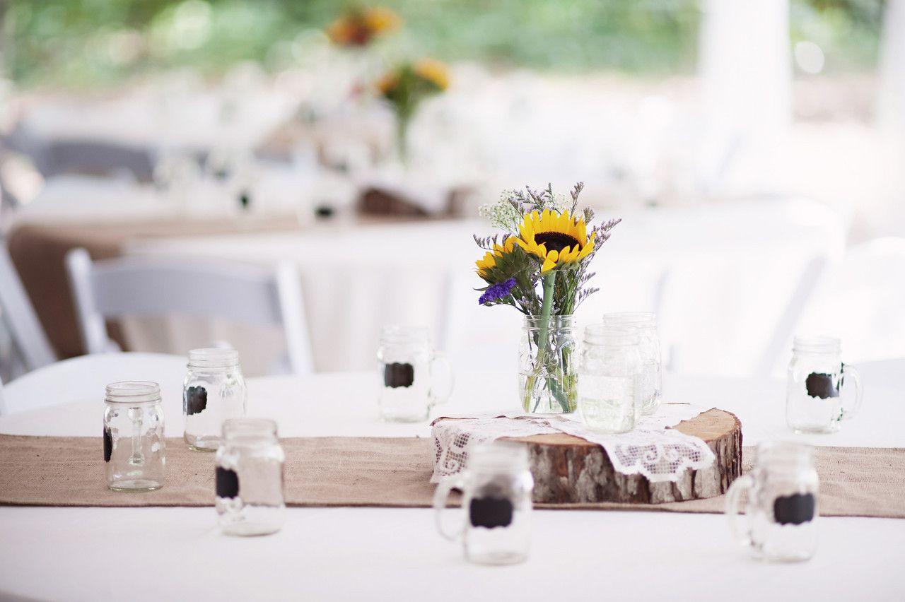 Emily+Nolan - davidmalament   Log base, Summer weddings and Reception