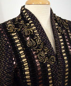 Handwoven Coat, Kathleen Weir-West, Business Wear 11.JPG