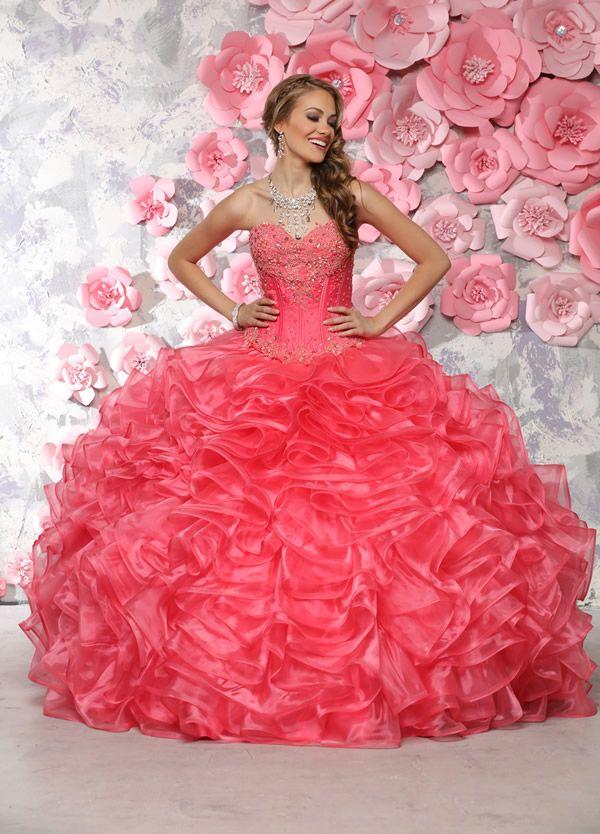 Vestidos de Quinceañera 2016 de DaVinci Bridal | Quinceañera ...