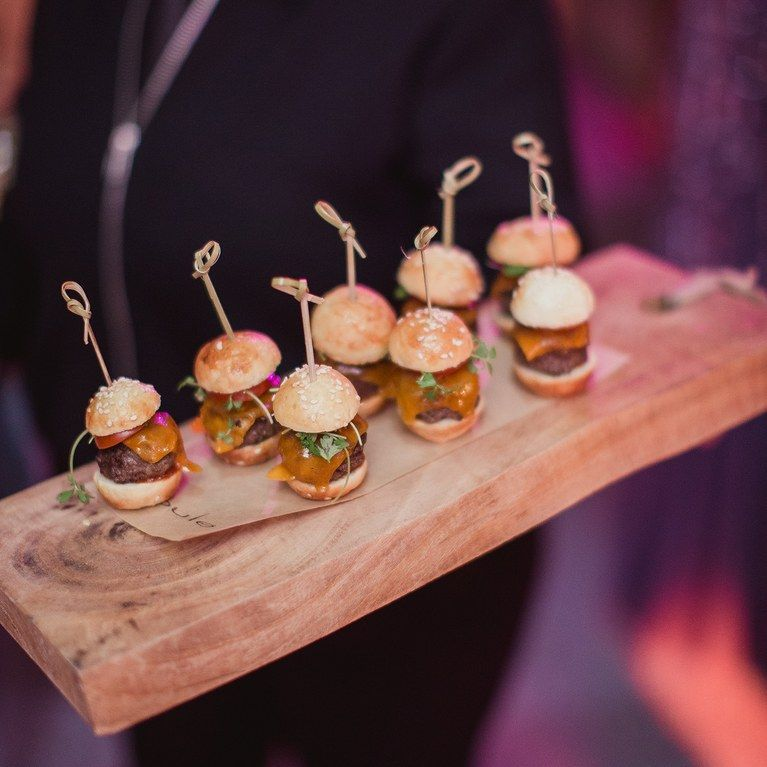 Appetizer Only Wedding Reception: 17 Hors D'oeuvre Ideas For The Best Cocktail Hour Ever