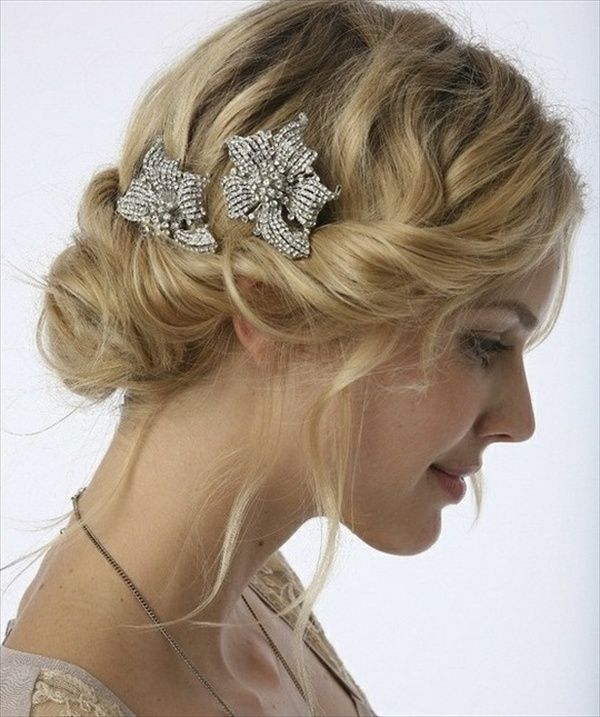 Modern Wedding Hairstyles Wedding