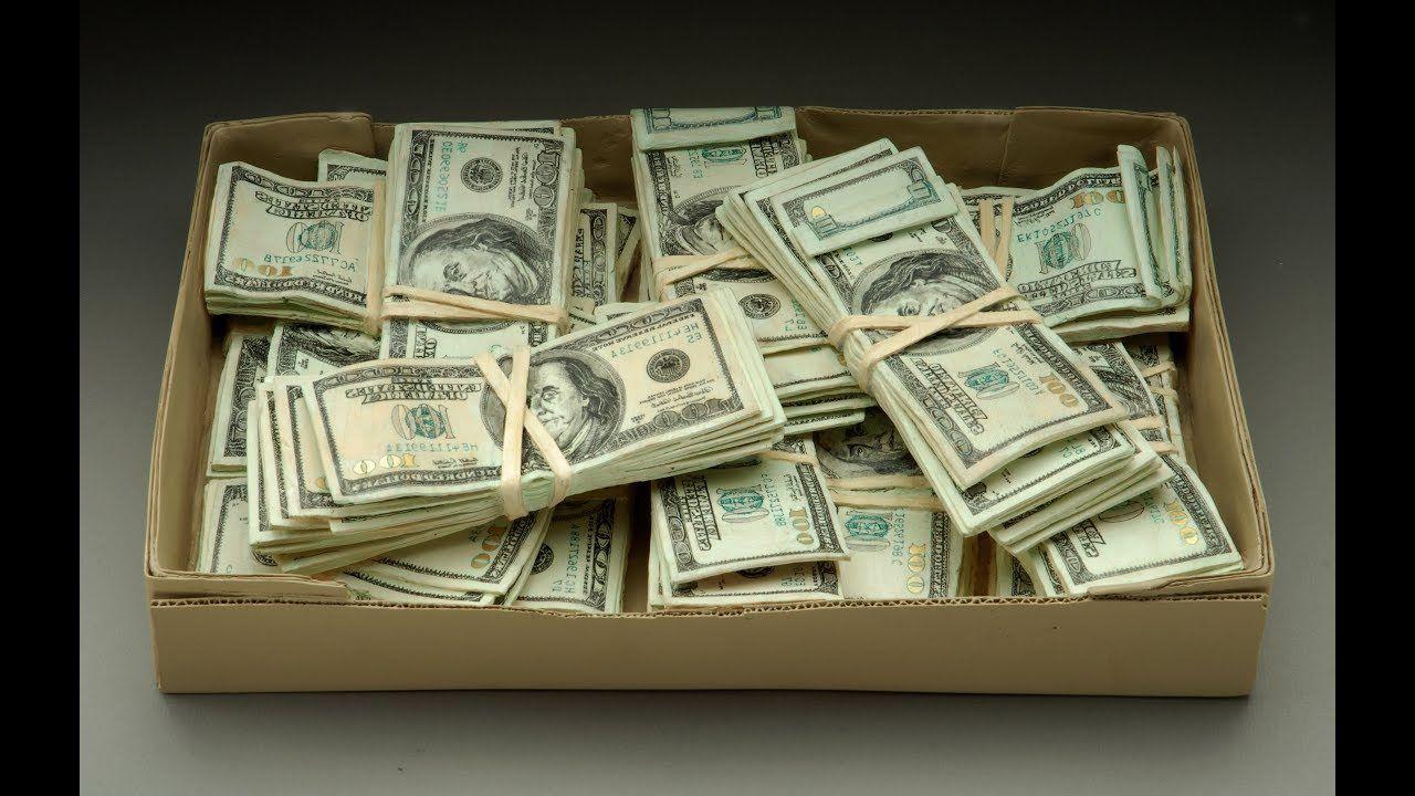 Доллар из купюр своими руками фото 919