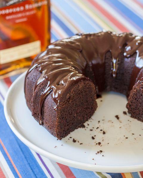 Chocolate Whiskey Cake | Flour Arrangements