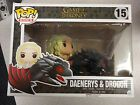 Funko Pop! Rides Game of Thrones Daenerys & Drogon #15 #FunkoPOP #funkogameofthrones