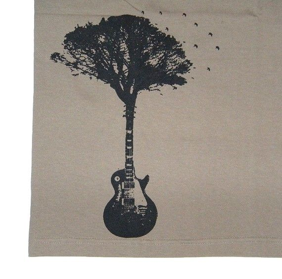 Guitar Tree of Life Tyler Guitar tattoo Music tattoos