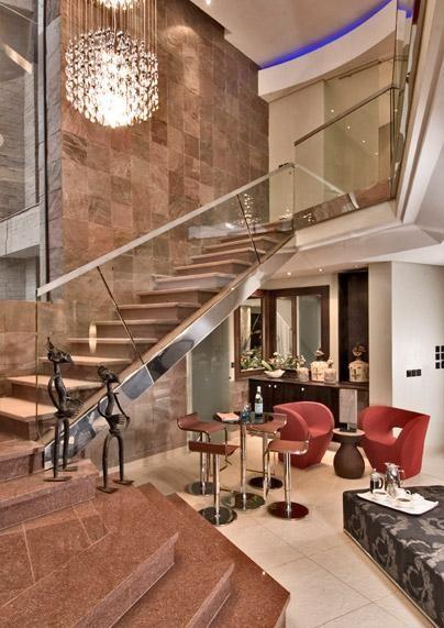Tribe Hotel Nairobi Kenya By Mehraz Ehsani Architects Interior