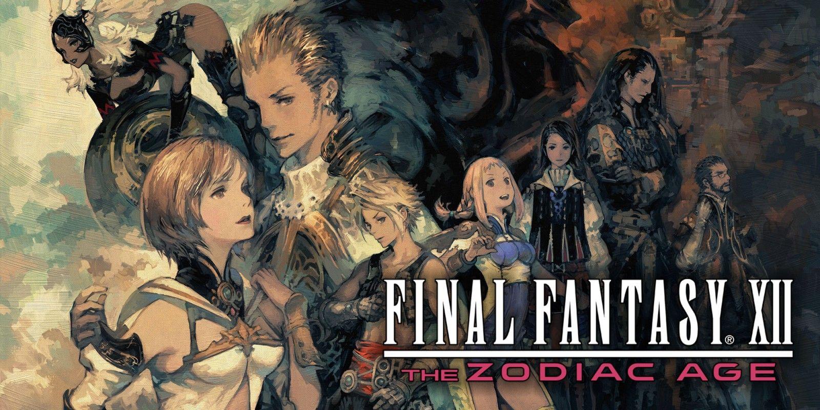 Buy Final Fantasy Xii The Zodiac Age Get In On Nintendo Switch