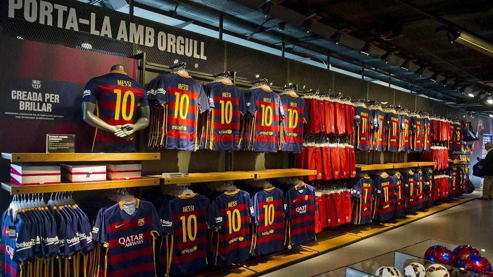 La primera camiseta de la temporada 2015/16, a la venta | FC Barcelona