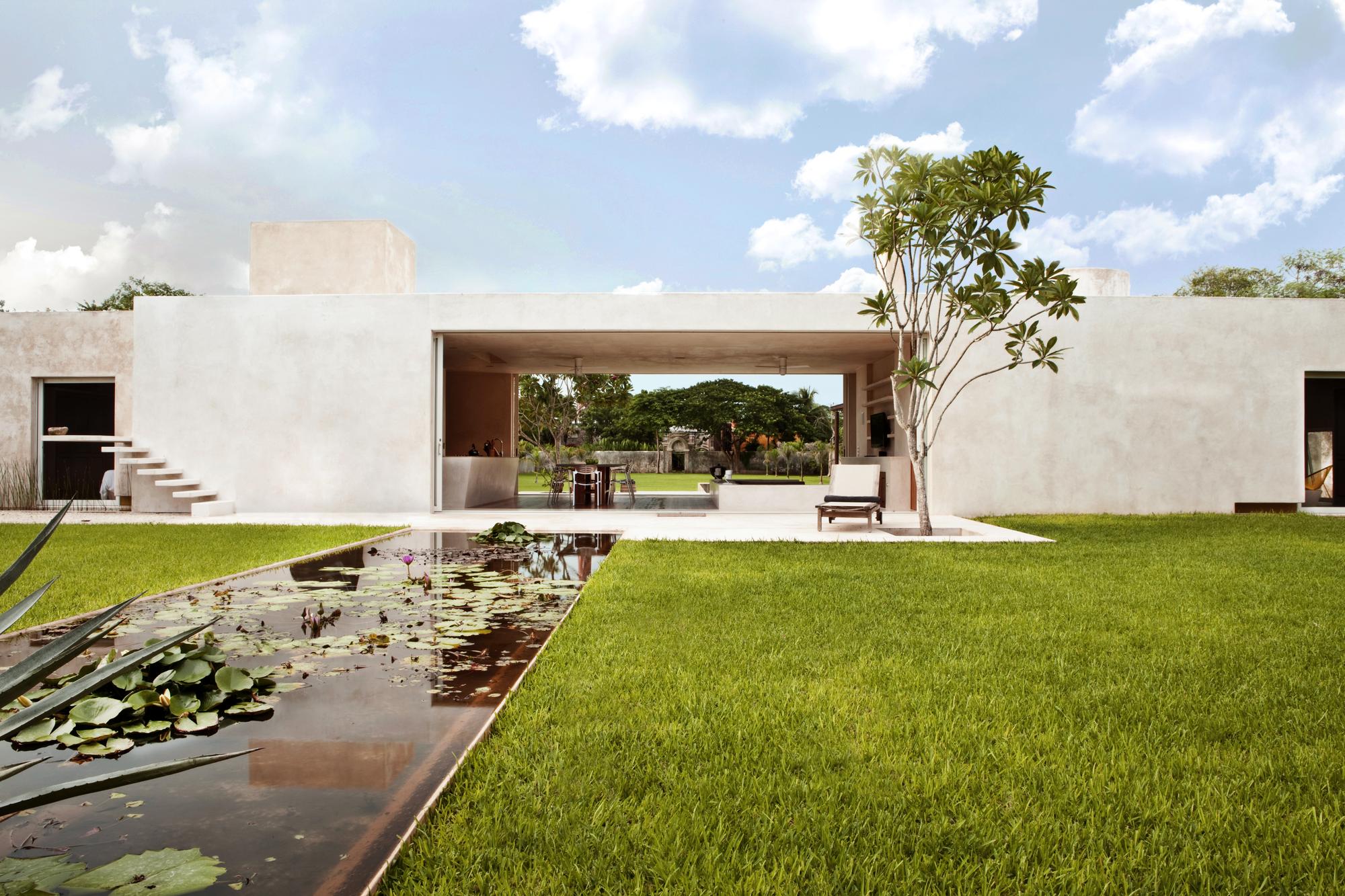 estilo arquitectonico mexicano contemporaneo - Buscar con Google