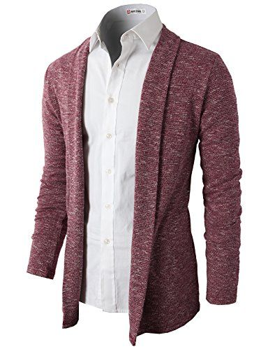 H2H Mens Shawl Collar Cardigan without Buttons WINE US L/Asia XL (KMOCAL099) H2H http://www.amazon.com/dp/B00NTOZDS8/ref=cm_sw_r_pi_dp_n8dQub1SFJGFE