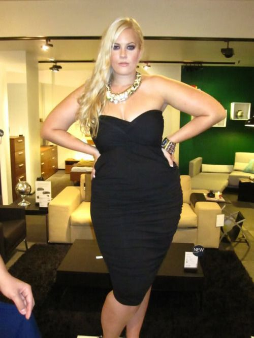 Pin By Julia Phelps On Beautiful Curves- Plus Size Fashion-6733