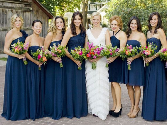 Fall Wedding Bridesmaid Dresses   wedding dress this is a trend we ...