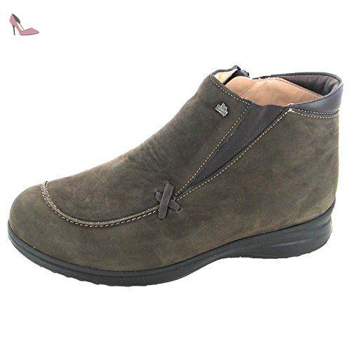 43 Chaussures Marron Comfort Eu Femme Noir Finn Globaldiy PrZnWr