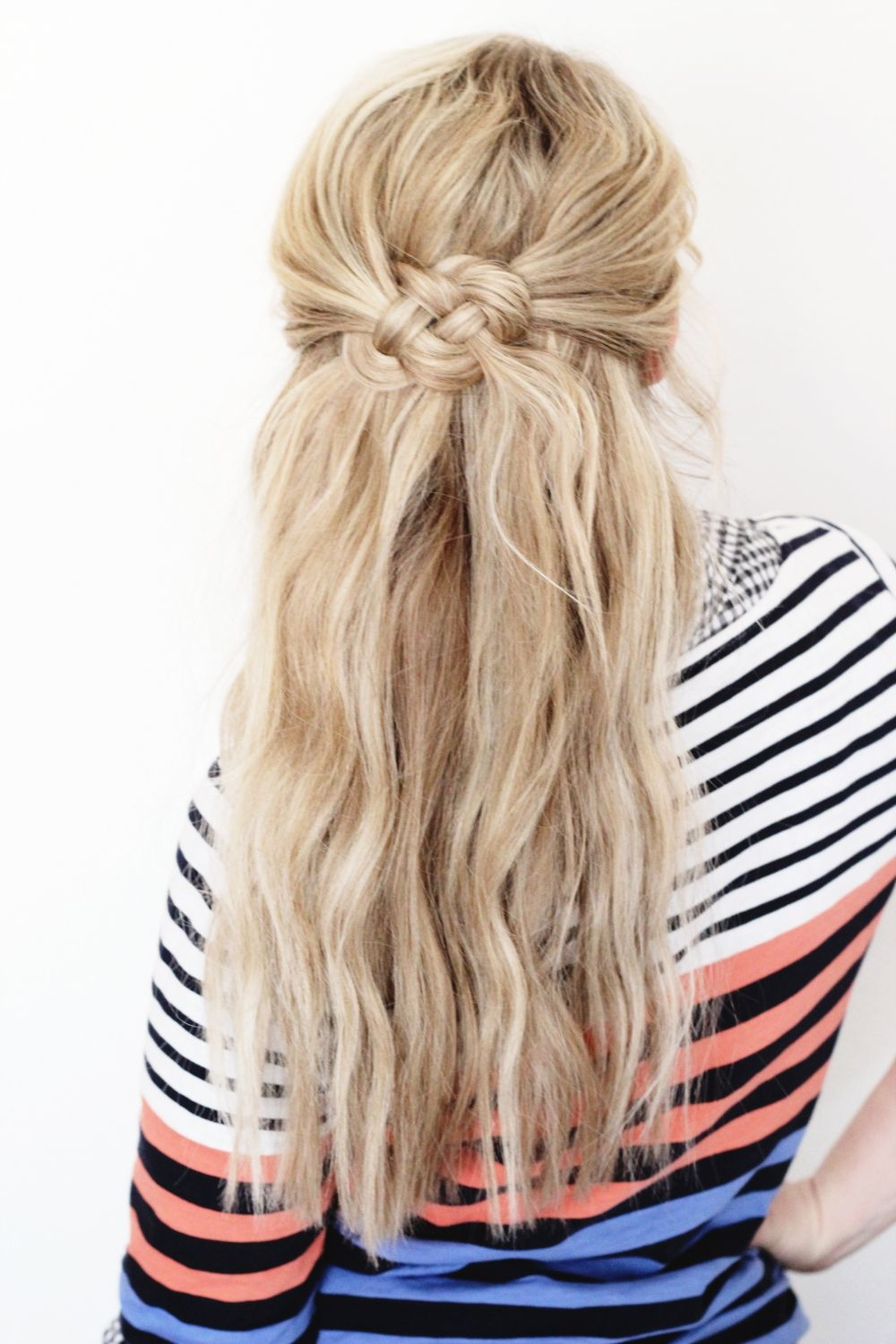 Celtic knot hairstyles b e a u t y pinterest knot hairstyles