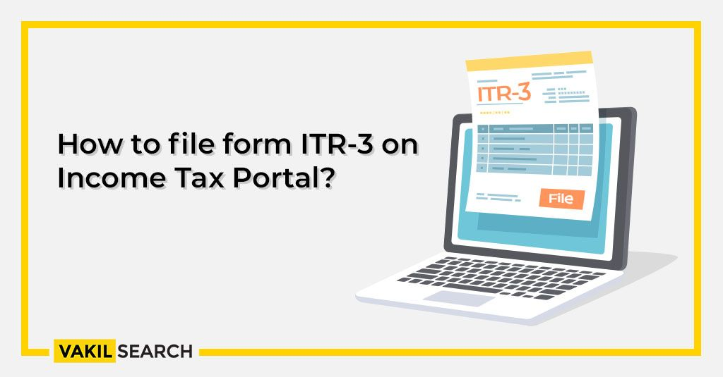 Itr 3 Form In 2021 Income Tax Income Filing Taxes