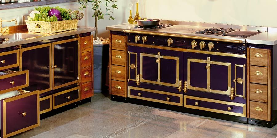gallery ch teau 150 la cornue love love this stove kitchen pinterest ofen und k che. Black Bedroom Furniture Sets. Home Design Ideas