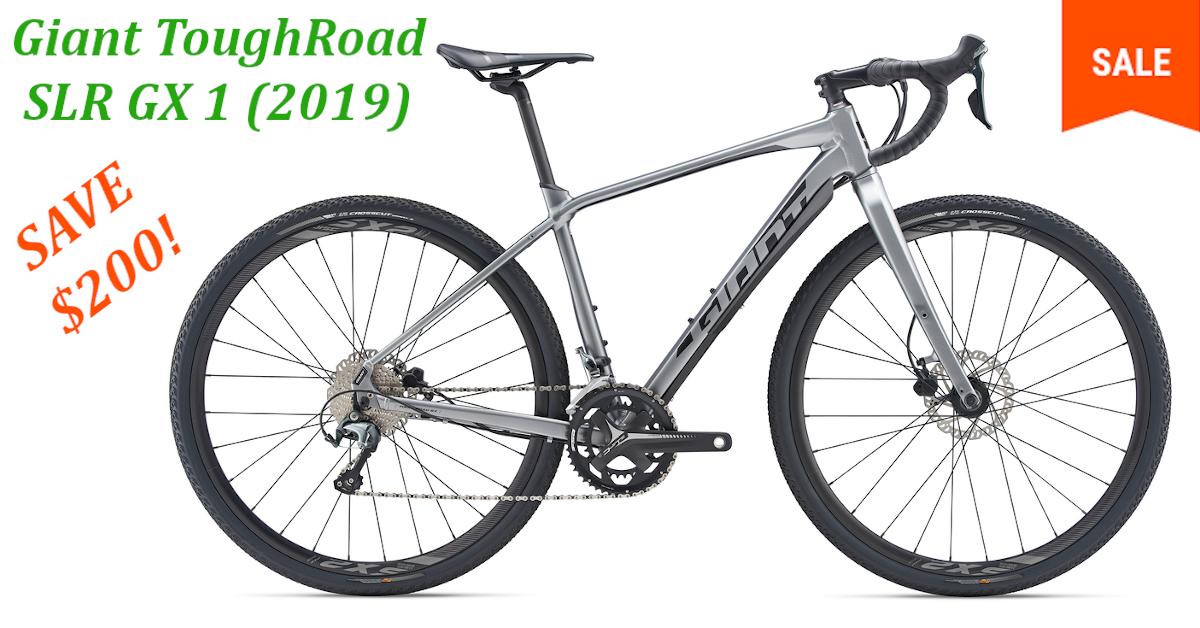 Giant Toughroad Slr Gx 1 19 Chl 16 S In 2020 Adventure Bike