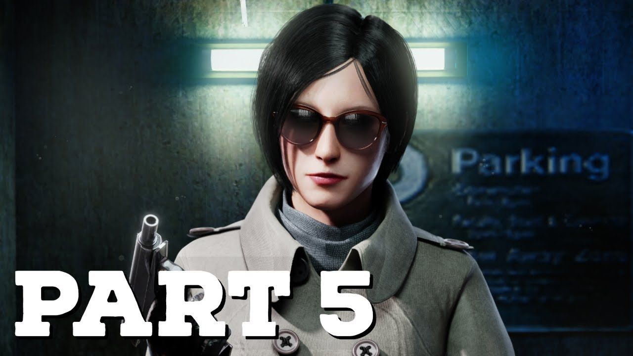 Resident Evil 2 Remake Re2 Gameplay Walkthrough Part 5 Ada