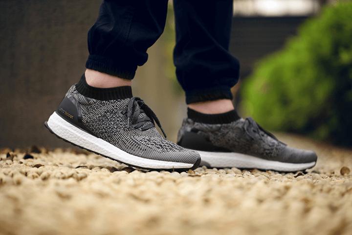 ¿Quién es exagerada sobre el Adidas ultra impulso 'uncaged'?Juego del zapato
