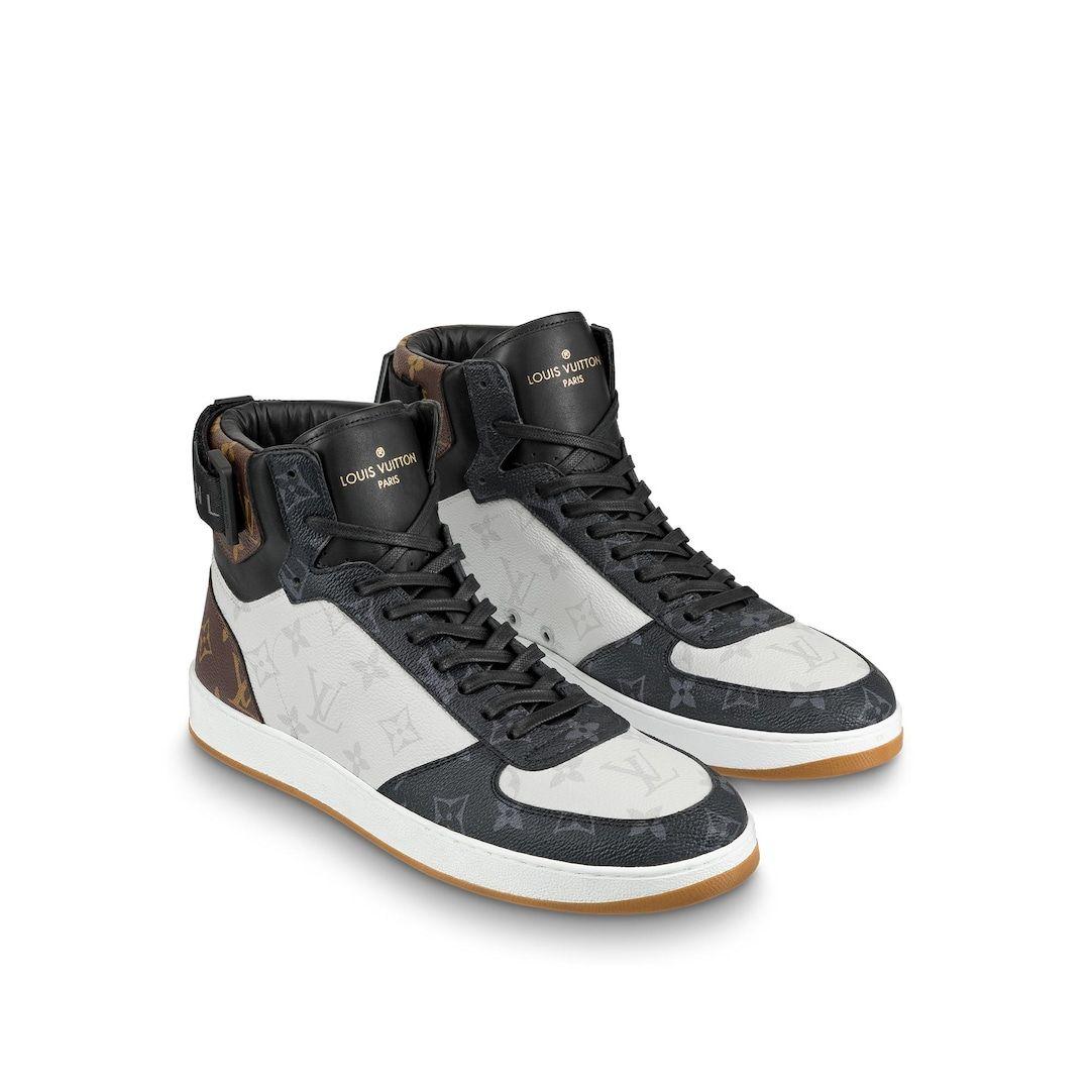 Rivoli Trainer Boot - Shoes   LOUIS