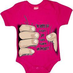 6e4a6c7cf5484 Body bébé humour