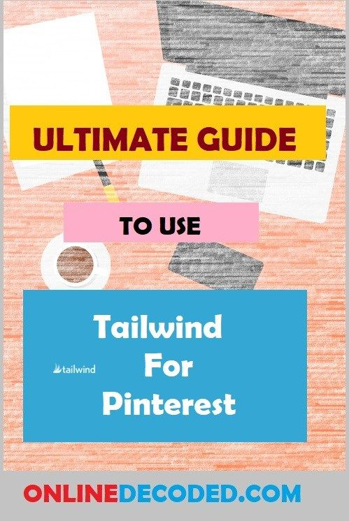 Tailwind Review 2020 The Best Tool To Schedule Pinterest