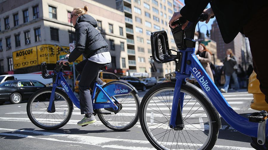 Bikeshare Could Be Safer Than Your Own Bike