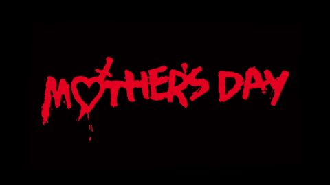 Mother's day 1980 movie poster title lettering (typography from the pre-Trajan era)