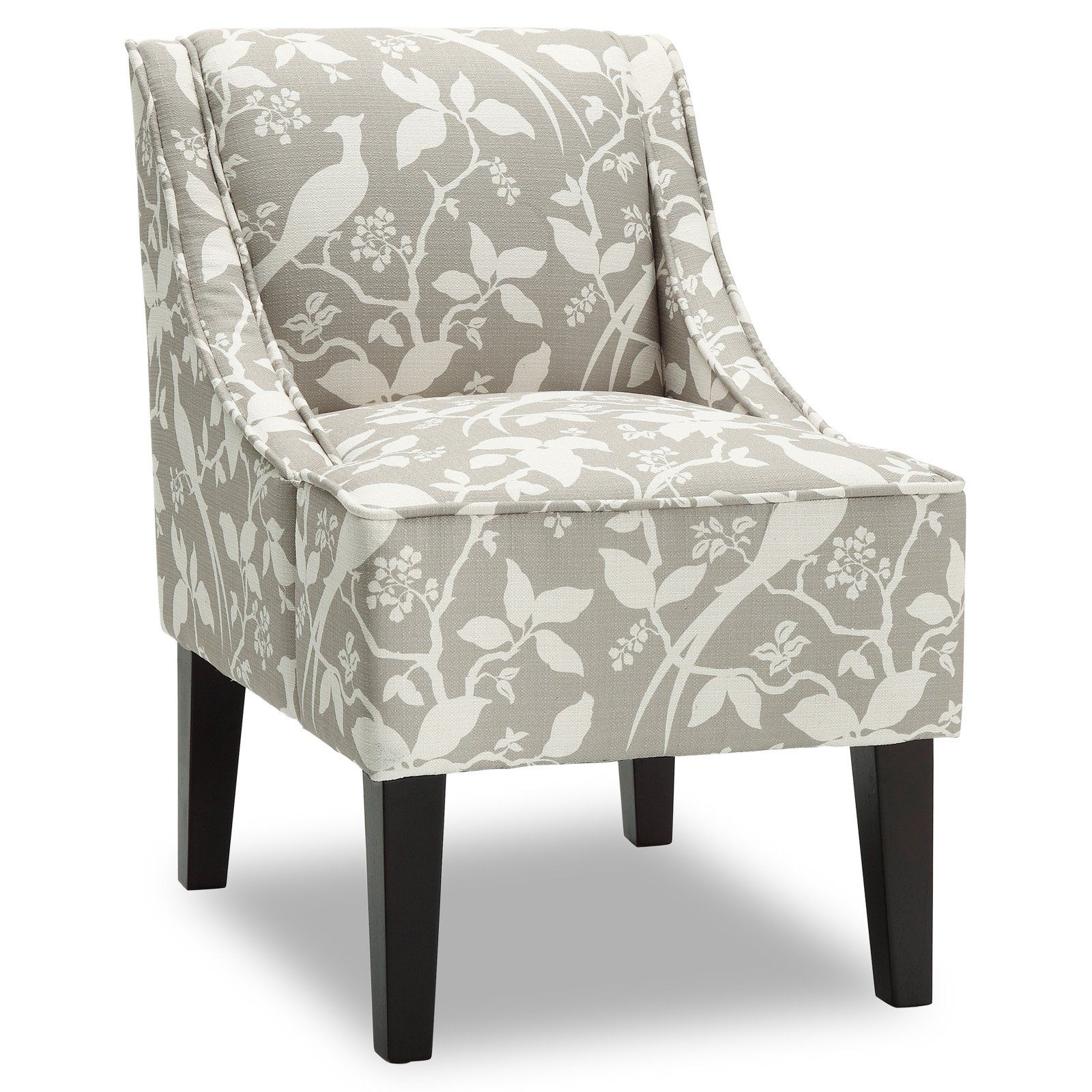 Have To Have It Marlow Accent Bardot Chair 199 99 Hayneedle