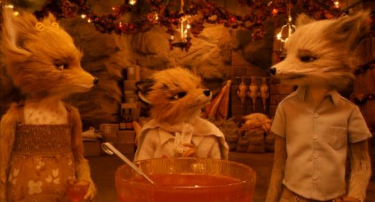 Synctest Mr Fox Wallpaper Fantastic Mr Fox Color In Film