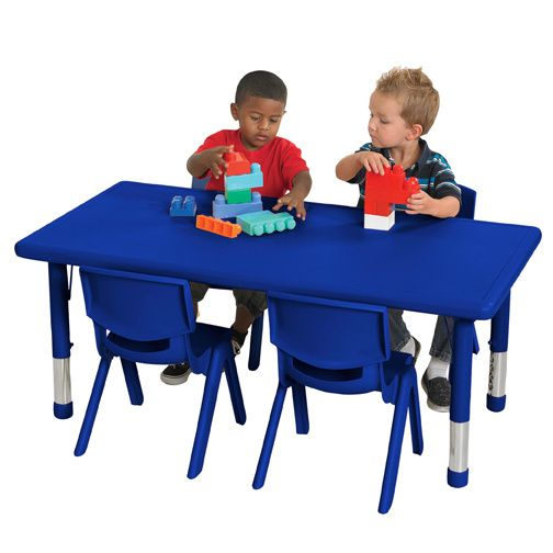 Daycare tables and preschool table and chair sets at Daycare Furniture Direct  sc 1 st  Pinterest & Daycare tables and preschool table and chair sets at Daycare ...
