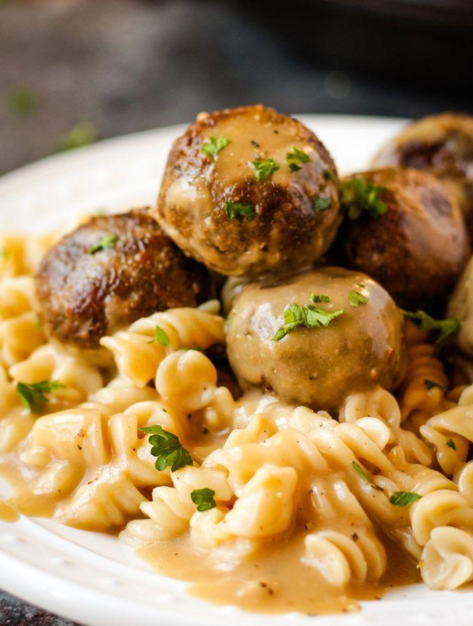 Easy Vegan Meatball Recipe With Chickpeas