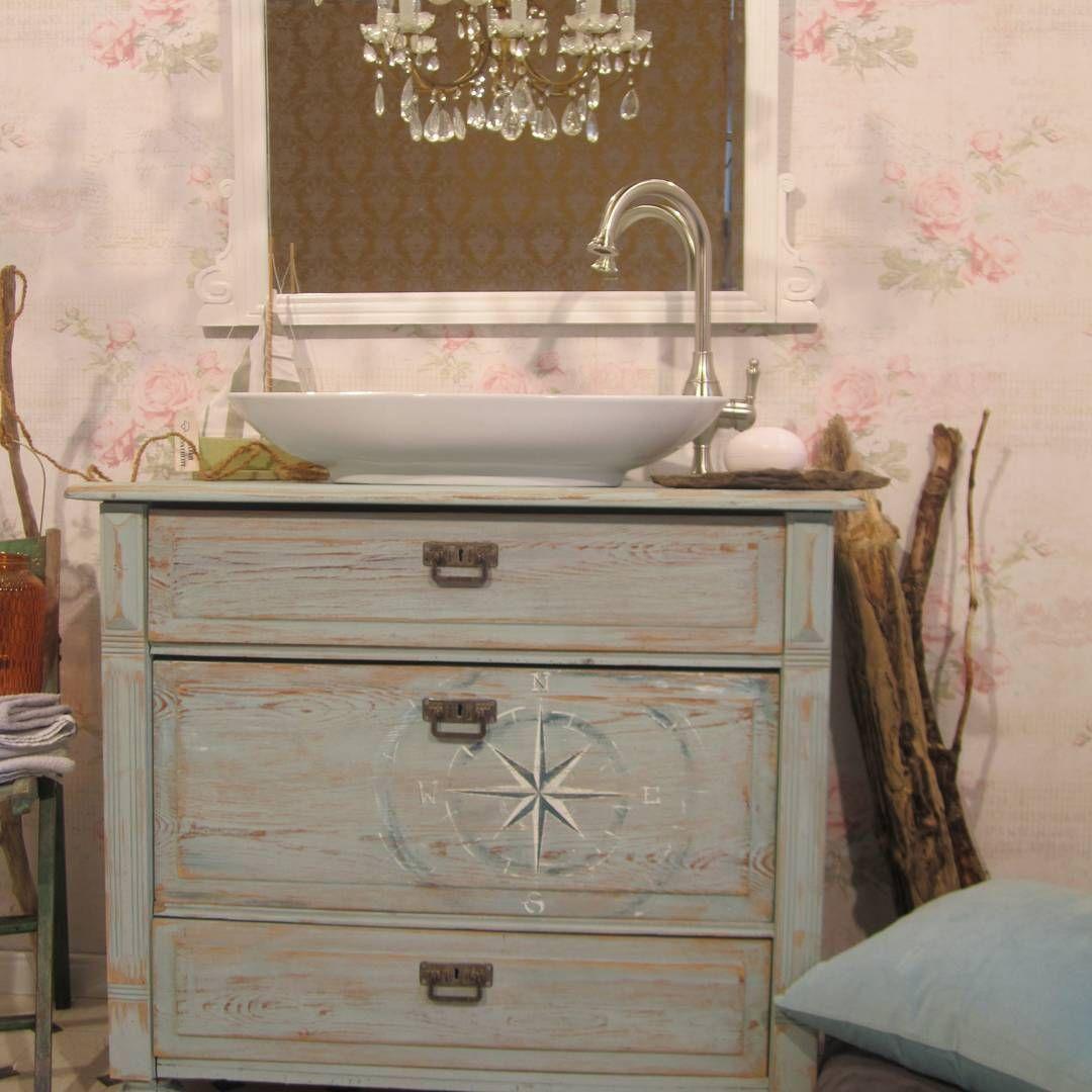 Nordic Bathroomdesign: Pin Auf Badm Bel Landhaus